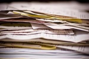 Las facturas del freelance