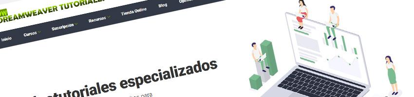 Remodelamos la web dreamweaver-tutoriales.com