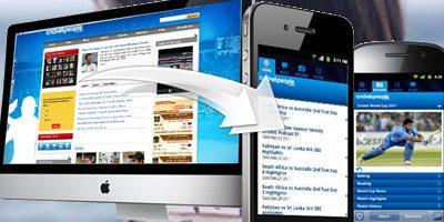 Convertir Web a App directamente sin programación