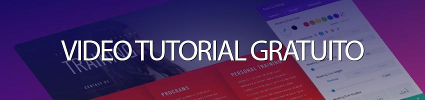 Tutorial Gratuito para hacer una Landing Page profesional