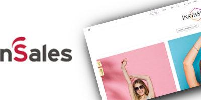 Nuevo sistema de tienda online InSales